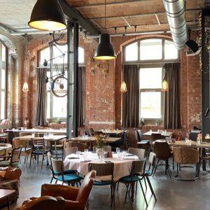 NoMad Café restaurant Mulhouse