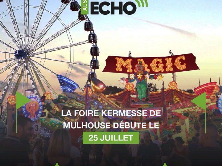 Foire Kermesse Mulhouse 2020