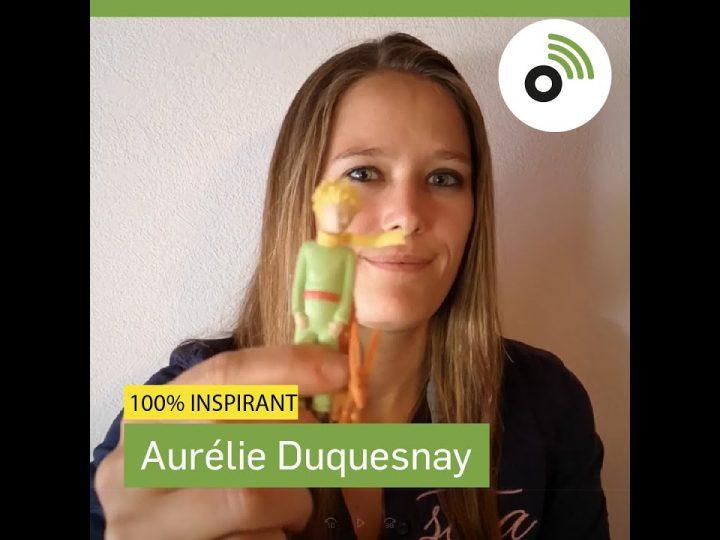L'innovation à travers l'exploration, Aurélie Duquesnay, Parc du Petit Prince