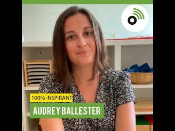 Audrey Ballester Rivière : éduquer pour grandir autrement ! Ecole Montessori Brunstatt