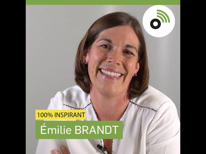 Emilie Brandt : «Se développer en Suisse n'a jamais été aussi facile !»